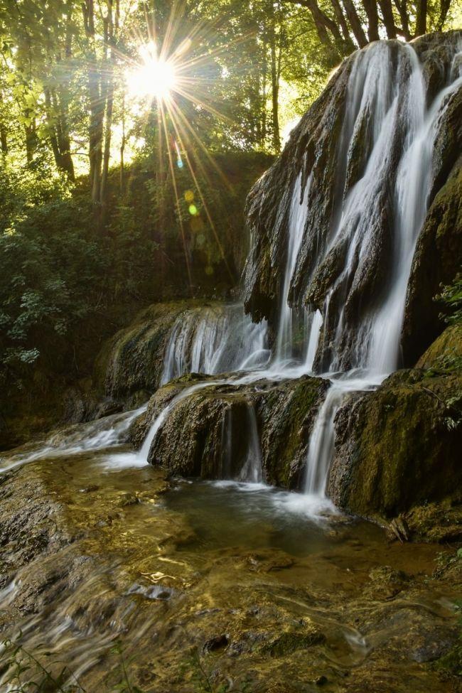 lucky-kupele-vodopad-travertin-les-slnko