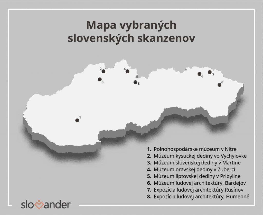 mapa-skanzenov-slovensko