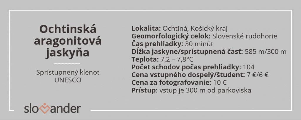ochtinska-aragonitova-jaskyna-unesco-informacie