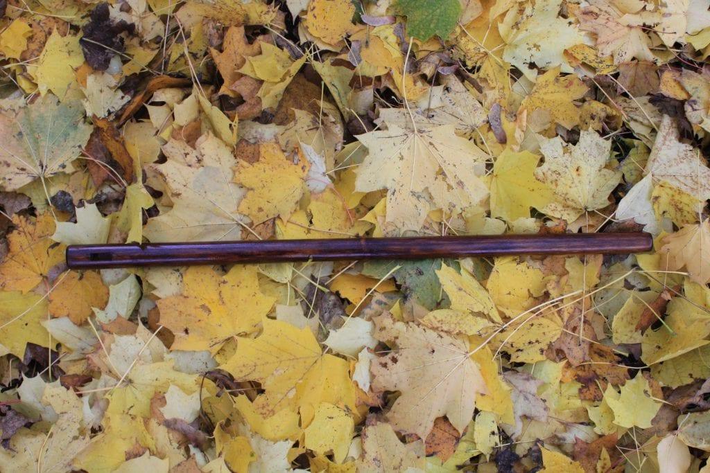 koncovka-listy-jesen-javor-dychovy-hudobny-nastroj-drevo