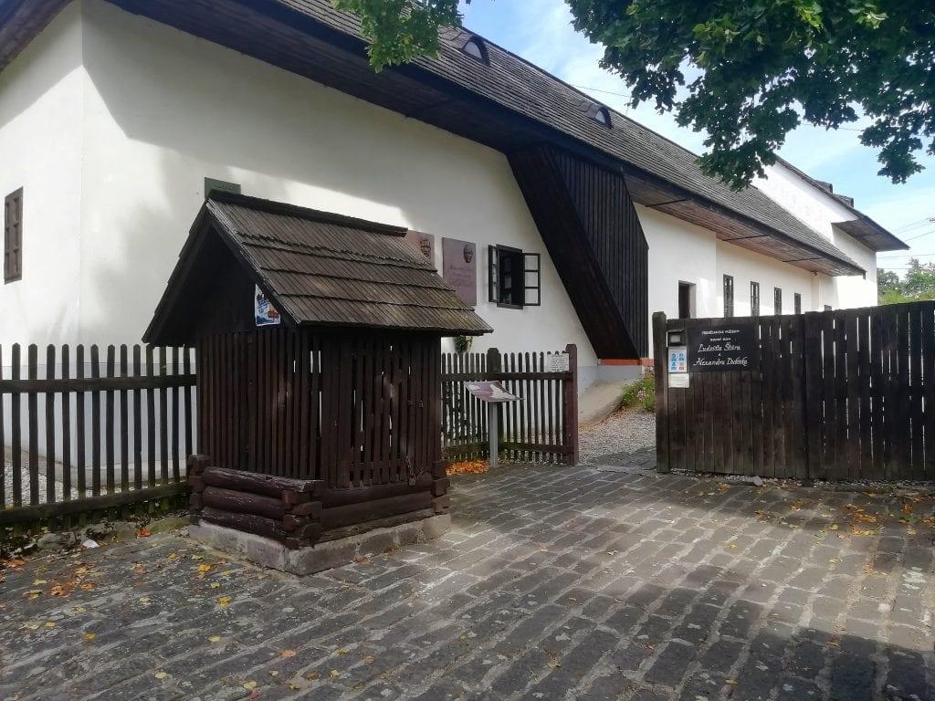 rodny-dom-pamiatka-ludovit-stur-plot