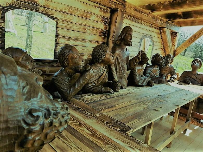 sochy-drevorezba-rezbarstvo-posledna-vecera-jezis