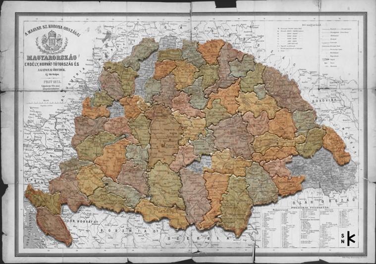 uhorsko-drevena-mapa-puzzle-exponat-literarne-muzeum