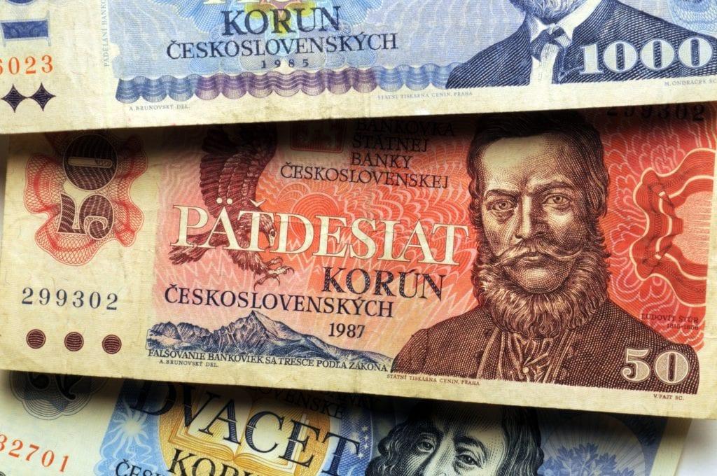 bankovky-ceskoslovensko-peniaze-mena-ludovit-stur-koruny